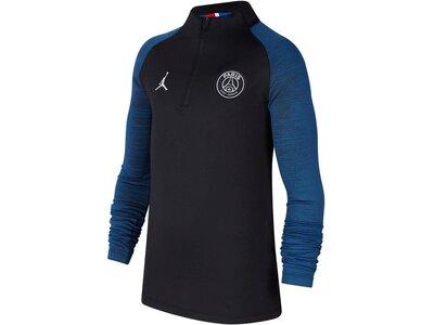 "NIKE Herren Sweatshirt ""PSG Dri-FIT Strike"" Schwarz"
