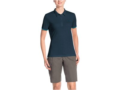 "VAUDE Damen Shirt ""Sentiero SHirt IV"" Blau"