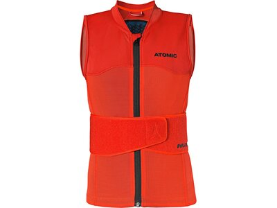 "ATOMIC Kinder Protektorenweste ""Live Shield Vest AMID Jr"" Rot"
