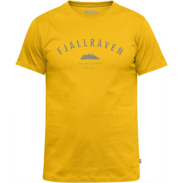 "FJÄLLRÄVEN Herren Outdoor-Shirt ""Trekking Equipment T-Shirt"""