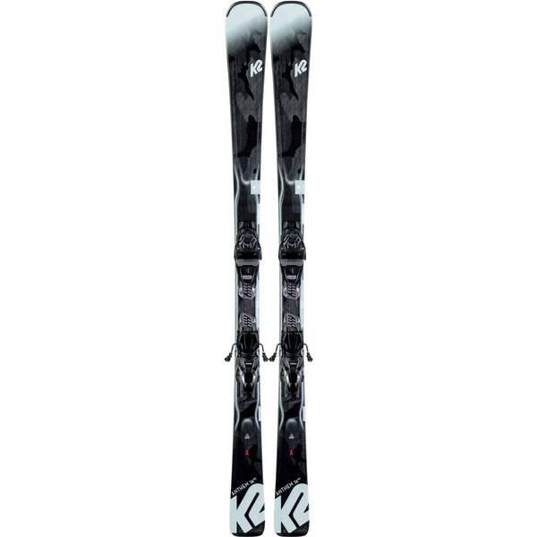 "K2 Damen Skier ""Anthem 74 HS"" inkl. Bindung ""ER3 10 Compact Quikclik"""
