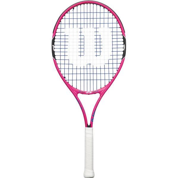 WILSON Kinder Tennisschläger Burn Pink 25 besaitet