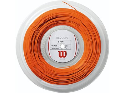 "WILSON Tennissaite ""Revolve 17 Reel Or"" Orange"