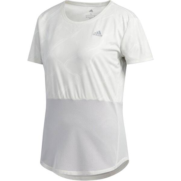 "ADIDAS Damen Laufshirt ""Own The Run"" Kurzarm"