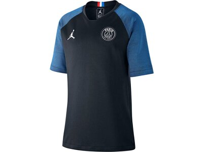 "NIKE Kinder Fußballtrikot ""PSG Breathe Strike Fourth"" Kurzarm Blau"