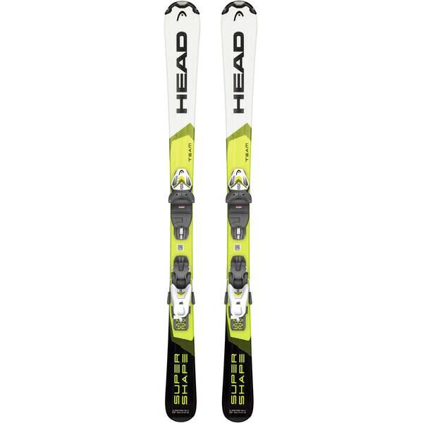 "HEAD Kinder Ski ""Supershape Team / LRX 4,5 GW"" inkl. Bindung"