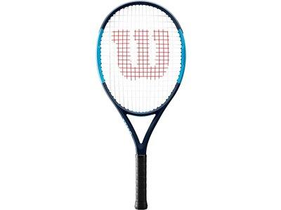 """WILSON Kinder Tennisschläger """"Ultra 25 Junior"""" - besaitet - 16 x 19 Blau"""