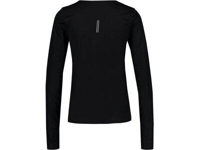"NIKE Damen Laufshirt ""City Sleek"" Langarm Schwarz"