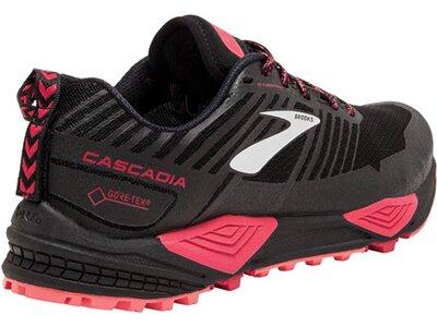 "BROOKS Damen Trailrunningschuhe ""Cascadia 13 GTX"" Schwarz"