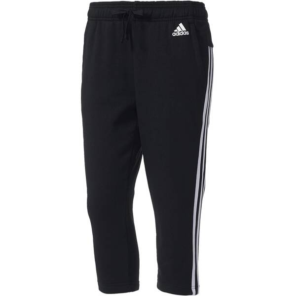 ADIDAS Damen Trainingshose / Fitnesshose Essentials 3 Stripes 3/4 Pant