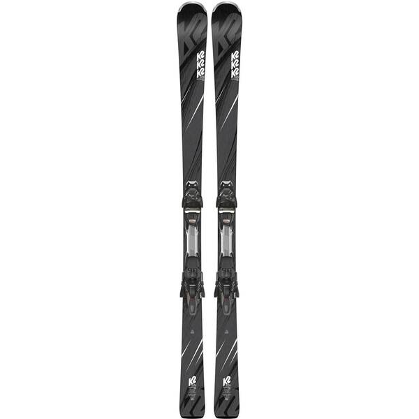 "K2 Damen Slalomskier ""Luv Machine 72Ti"" inkl. Bindung ""ERC 11 TCX Light Q"""