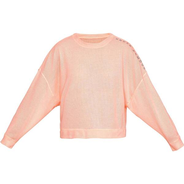 "UNDERARMOUR Damen Sweatshirt ""Mesh Around Oversize"""