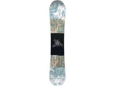 """NITRO Damen Snowboard """"Fate"""" Grau"""