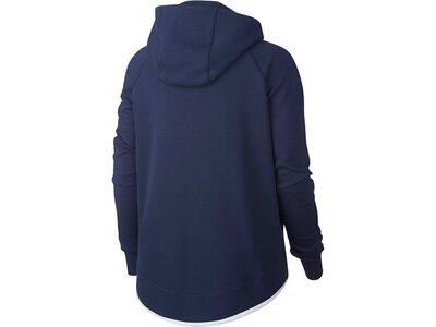 """NIKE Damen Fleecejacke """"FFF Tech Fleece"""" Blau"""