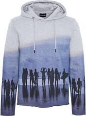 CHIEMSEE Sweatshirt mit Allover Fotoprint - GOTS zertifiziert