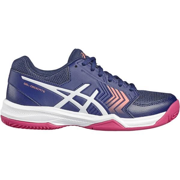 ASICS Damen Tennisschuhe Outdoor Gel-Dedicate 5 Clay | Schuhe > Sportschuhe > Tennisschuhe | ASICS