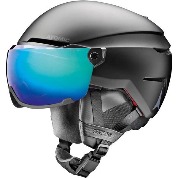 ATOMIC Skihelm Savor Visor HD | Accessoires > Caps > Visors | Black | Atomic