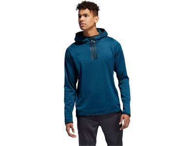 "ADIDAS Herren Fitness-Sweater ""FreeLift Climawarm"" Blau"