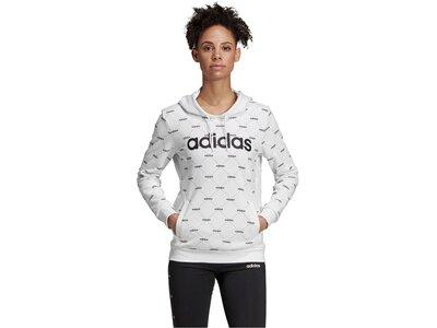 "ADIDAS Damen Sweatshirt ""Core Favorites Hoody"" Weiß"