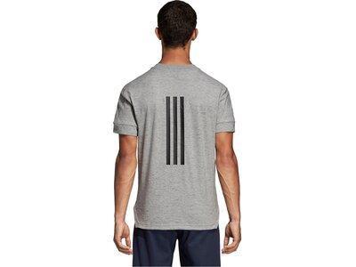 ADIDAS Herren Trainingsshirt ID Fat3s Grau