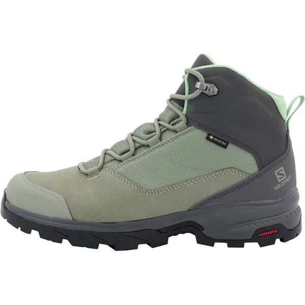 "SALOMON Damen Wanderschuhe ""Outward GTX Shadow/Magnet"""