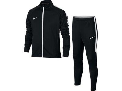 NIKE Fußball - Textilien - Anzüge Dry Academy Football Anzug Kids Schwarz