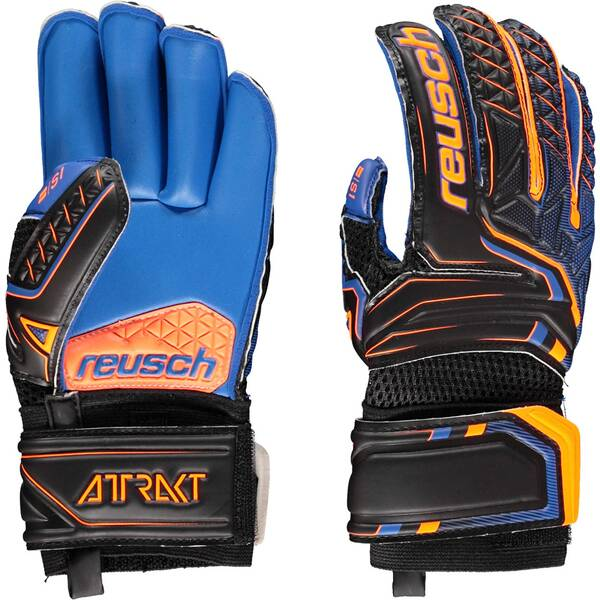 REUSCH Kinder Torwarthandschuhe Attrakt S1 Finger Junior