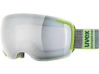 "UVEX Ski- und Snowboardbrille ""Big 40 LM"" Grün"