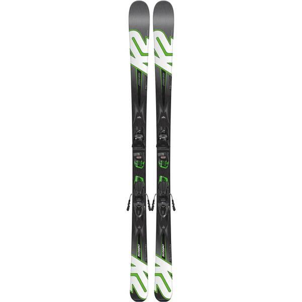 """K2 Herren Skier """"Konic 76 Photon"""" inkl. Bindung """"M2 10 Quikclik"""""""