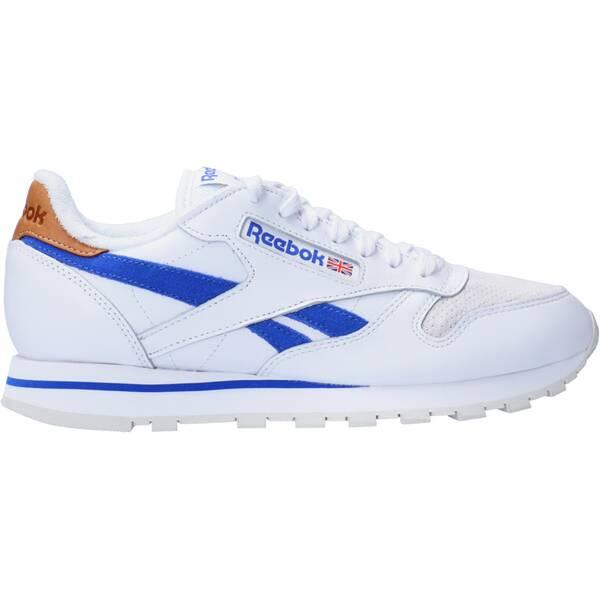REEBOK Lifestyle - Schuhe Herren - Sneakers CL Leather  Beige