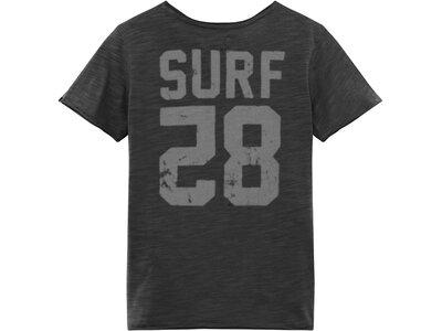 CHIEMSEE T-Shirt Kids mit großem Druck hinten Grau