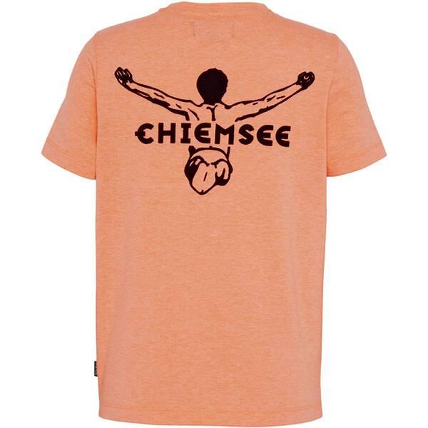 CHIEMSEE T-Shirt Kids mit Rückenprint - GOTS zertifiziert
