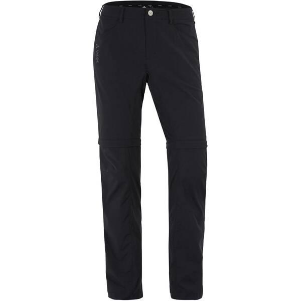 VAUDE Damen Radhose / Zip-Off-Hose Wo Yaki ZO Pants | Sportbekleidung > Sporthosen > Fahrradhosen | VAUDE