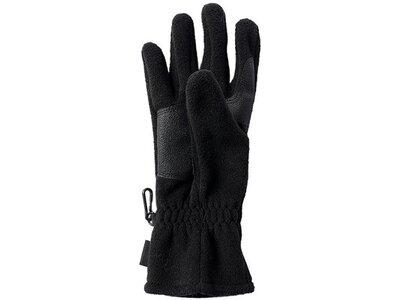 JACK WOLFSKIN Handschuhe PAW GLOVES Schwarz