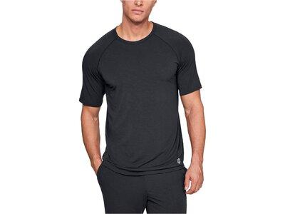 "UNDERARMOUR Herren Shirt ""Athlete Recovery Sleepwear™"" Kurzarm Schwarz"