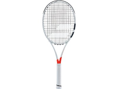 "BABOLAT Tennisschläger ""Pure Strike 16/19"" unbesaitet Rot"