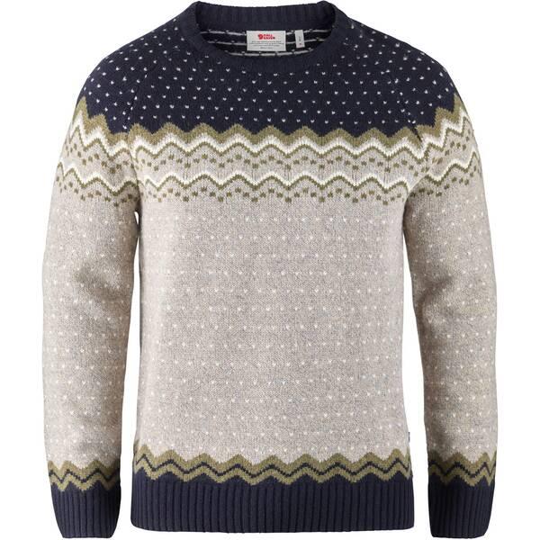 FJÄLLRAVEN Herren Pullover Övik Knit Sweater M