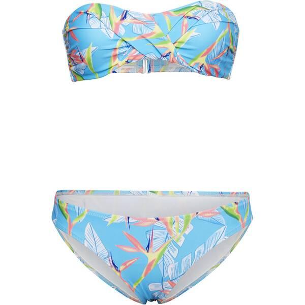 Bademode - CHIEMSEE Bikini mit wunderschönem Alloverprint › Weiß  - Onlineshop Intersport