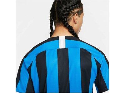 "NIKE Herren Fußballtrikot ""Inter Milan 2019/20 Stadium Home"" Kurzarm - Replica Blau"