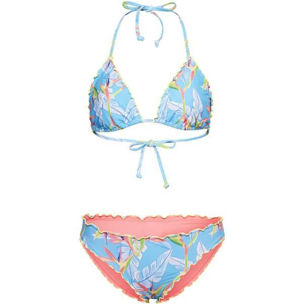 Bademode - CHIEMSEE Bikini mit Raffungen › Weiß  - Onlineshop Intersport