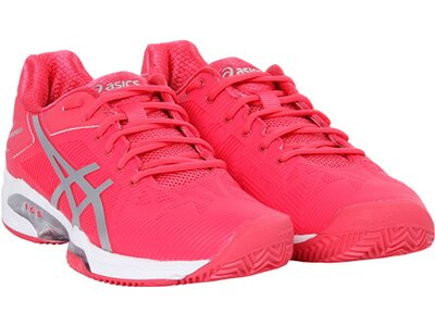"ASICS Damen Tennisschuhe ""Gel-Solution Speed 3"" Pink"