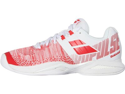 "BABOLAT Damen Tennisschuhe Indoor ""Propulse Blast Indoor"" Weiß"