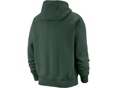 NIKE Herren Kapuzensweatshirt NSW Club PO BB GX Grün