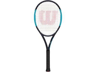 """WILSON Tennisschläger """"Ultra 100UL Tns Rkt"""" besaitet Blau"""