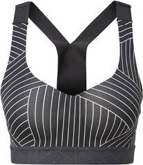 ADIDAS Damen Stronger For It Printed Sport-BH