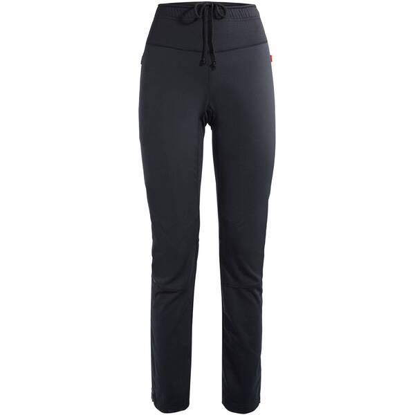 "VAUDE Damen Softshellhose ""Women's Wintry Pants IV"""