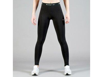 Sport-Leggings ' Premium Soft Tights ' Schwarz