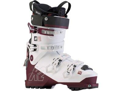 """K2 Damen Skischuhe """"Mindbender 90 Alliance"""" Weiß"""