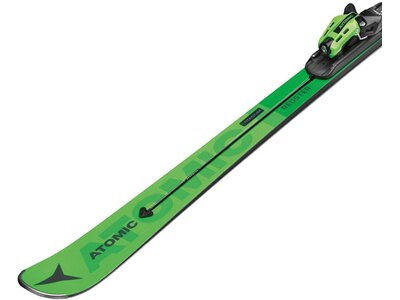 "ATOMIC Slalom Skier ""Redster X9 S"" inkl. Bindung ""X 12 TL GW"" Grün"