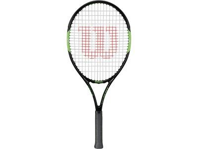 """WILSON Kinder Tennisschläger """"Blade Team 25"""" besaitet Grün"""